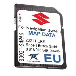Sd card Suzuki SLDA Europe 2021_ 39921-54PA6