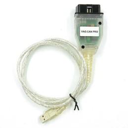 Herramienta de diagnóstico VAG profesional de alta calidad VCP VAG CAN PRO para VAG/AUDI OBDII Cable de diagnóstico de coche.