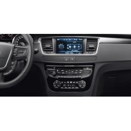 Upgrade GPS navigator maps Peugeot Wip Nav Plus - RT6.