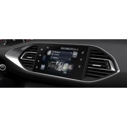 Update GPS navigator maps Peugeot SMEG Touchscreen