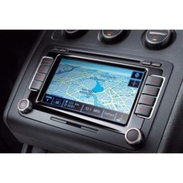 Mise à jour du navigateur GPS VW Europa 2019 SEAT SKODA,RNS 315,RNS