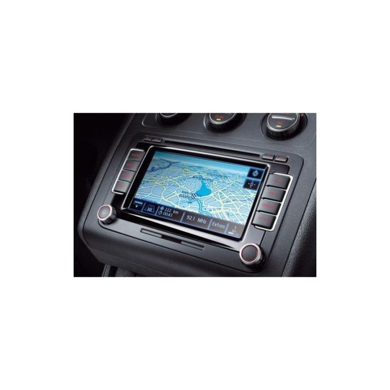 update navigation maps gps volkswagen dvd rns 510 V17 europe 2020 radar