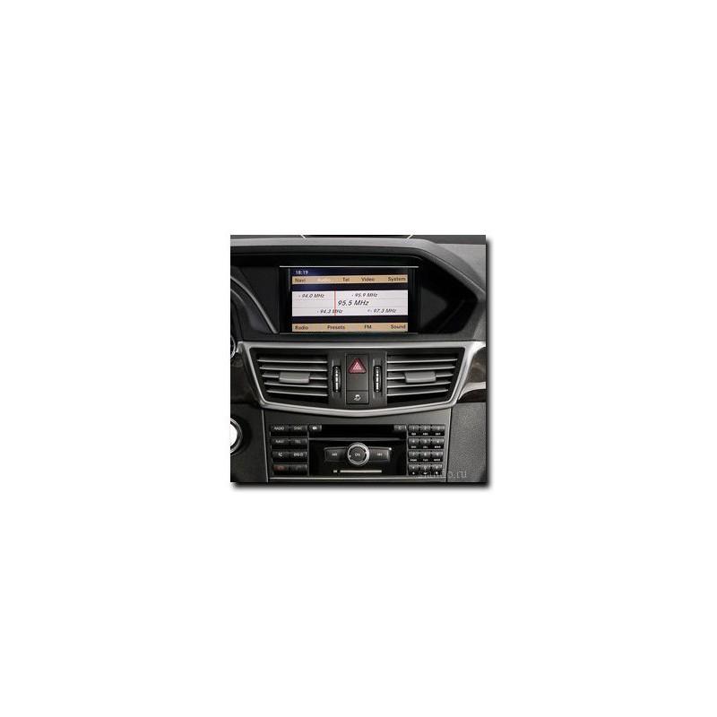 Mercedes Benz DVD Audio APS 50 NTG4 212 V.13 Europa 2018