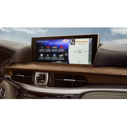 Toyota - Lexus GEN8-GEN 9  Navigation  Europa 2021