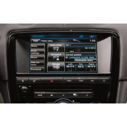 GPS navigator maps update Jaguar Land Rover gen 2.1