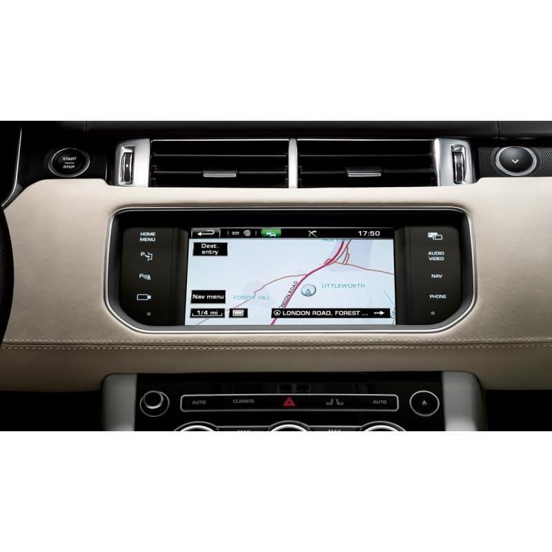 Jaguar Land Rover GEN 2.1 HDD Europa 2020