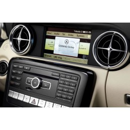 Update GPS Navigator Mercedes comand online ntg 4.5 v19 europa 2020
