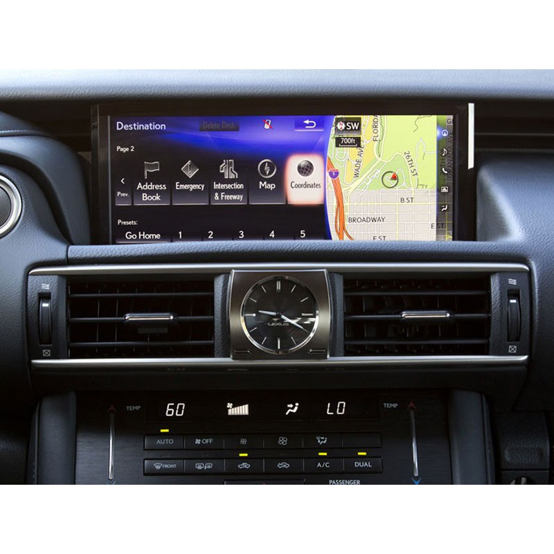 Update navigation maps toyota lexus gen8-gen9 microsd