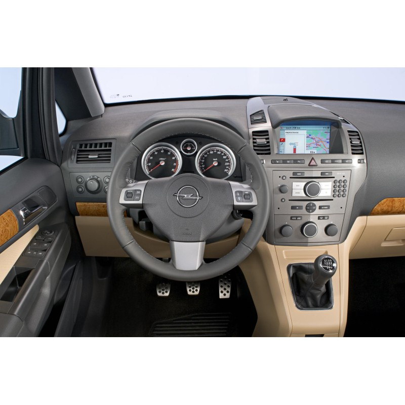 Opel DVD90 Navigation Map Europa 2019
