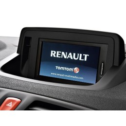 Update maps GPS navigator Renault Card Sd Carminat No Live Europe 2020 mapas 10.45