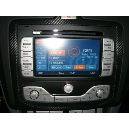 dvd ford nx tomtom west europe 2019