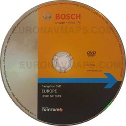 dvd ford nx tomtom oeste europa 2019