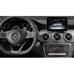 GPS navigation map update Mercedes Comand Online NTG5.1