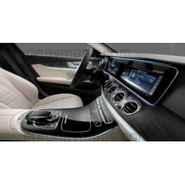 GPS navigator map update Mercedes Benz Comand Online NTG5.0