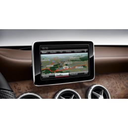 GPS navigation map update Mercedes Comand Online NTG5.5