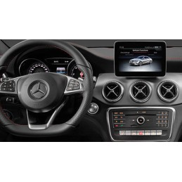 GPS navigation map update Mercedes Comand Online NTG5.1