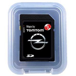 Opel Navi 80 Sd card Europe 2020. Maps by TomTom.