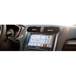 Ford SYNC3 F8 usb update Europa 2020