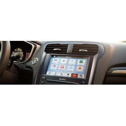 Ford SYNC3 F9 usb update Europa 2020