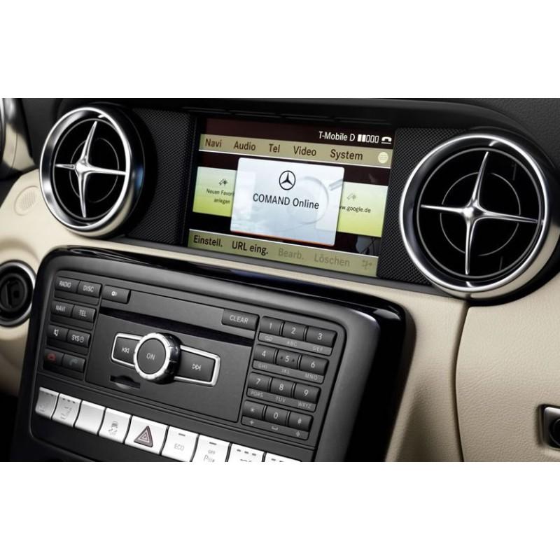 update gps navigation mercedes comand online ntg 4.5 v12 Africa & Middle East
