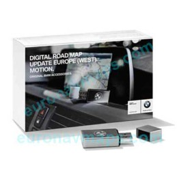 bmw road map europe professional motion cic 2020