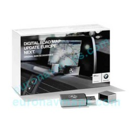 update digitale strassenkarte bmw europa west next 2020-2,