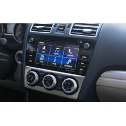 Micro Sd card navigator Subaru