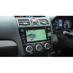 Update GPS navigator Subaru