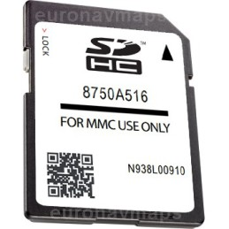 Sd card Citroën C4 Aircross C-12 Europe 2021 Rockford Fosgate c12