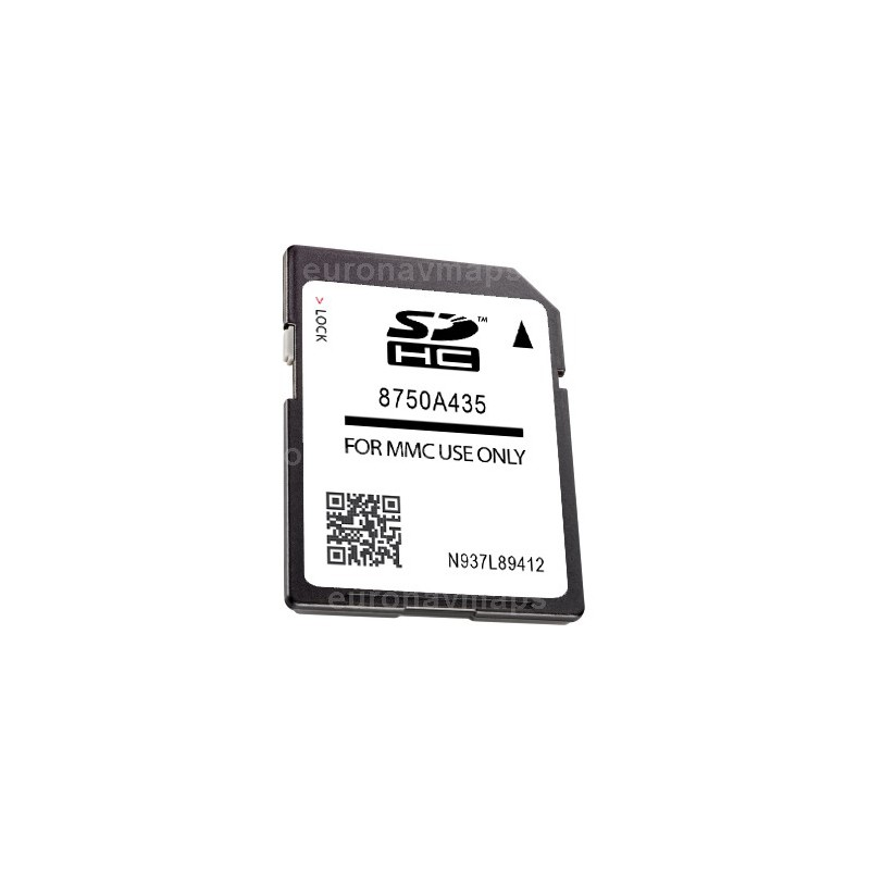 Sd card Citroën C4 Aircross Rockford Fosgate C-11 Europe 2021