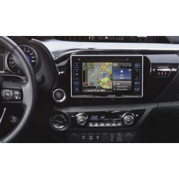 Update navigation toyota touch and go Europe 2021