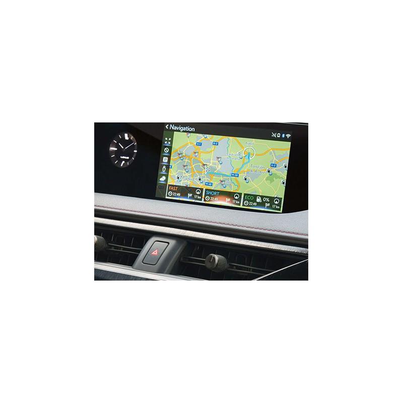 Toyota - Lexus Navigation Touch 3 - GEN 10 USB Map Europe 2021