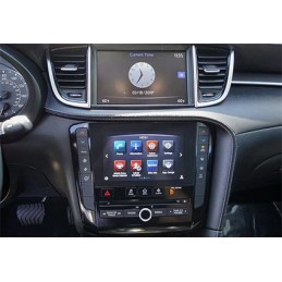 Update maps Infiniti InTouch Navigation System Europe 2020