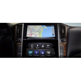 Infiniti InTouch Navigation System Europe 2021