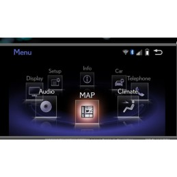 Update navigation maps Lexus GEN8-GEN 9  Navigation Europa 2021